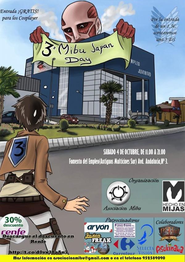 Salon del manga Mibu Japan Day 20142014