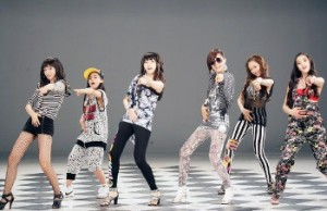 baile K-Pop