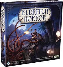juegos - Eldritch Horror