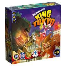juegos - King of Tokyo