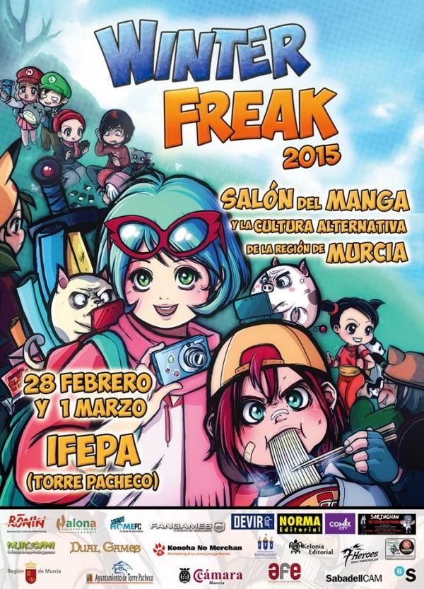 Cartel Winter Freak