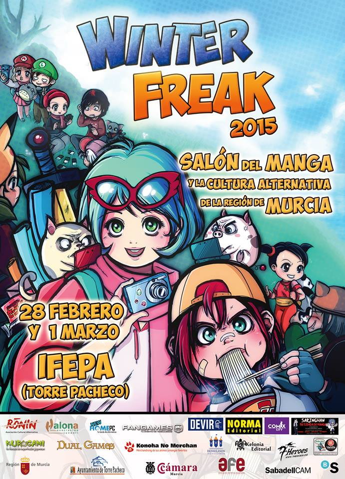 Cartel Winter Freak