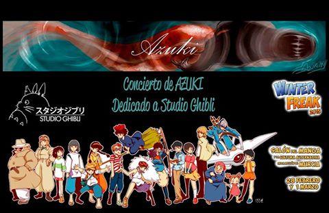 concierto azuki