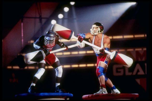 gladiadores americanos