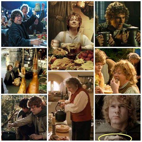 hobbit zampabollo