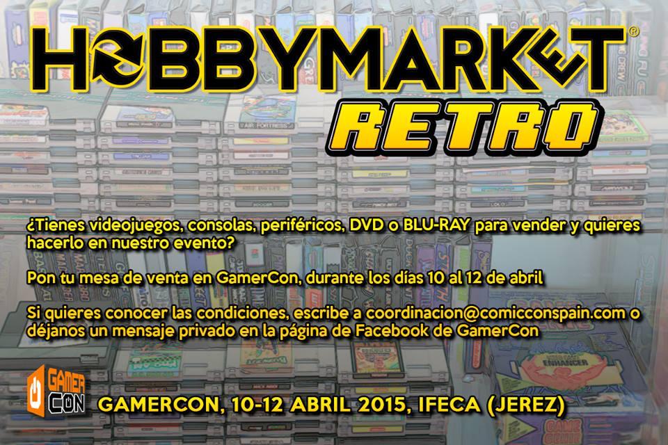 hobby market retro