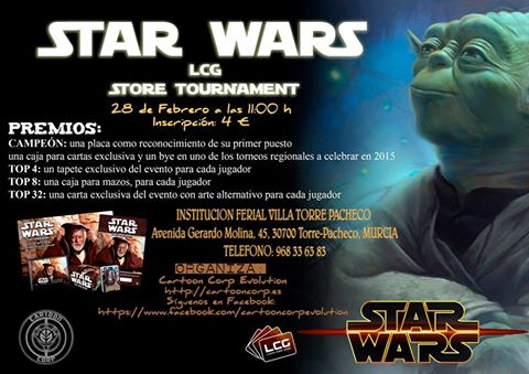 torneo star wars LCG