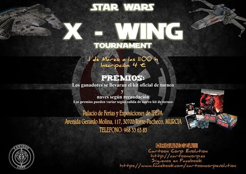 torneo xwing