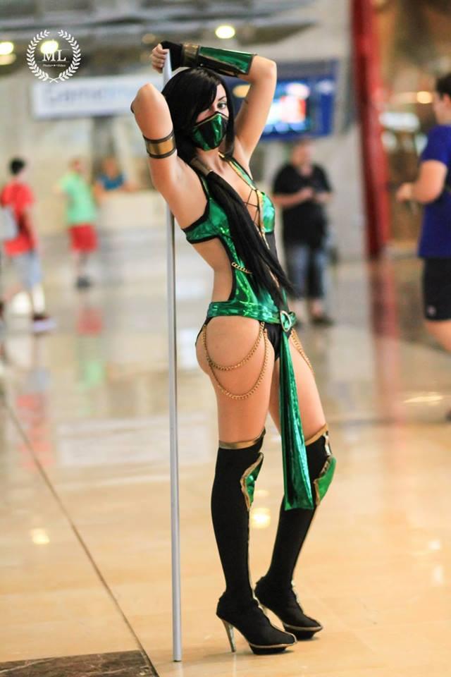 lilium cosplay