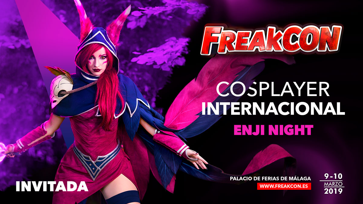 COSPLAYER-INTERNACIONAL-Enji-Night