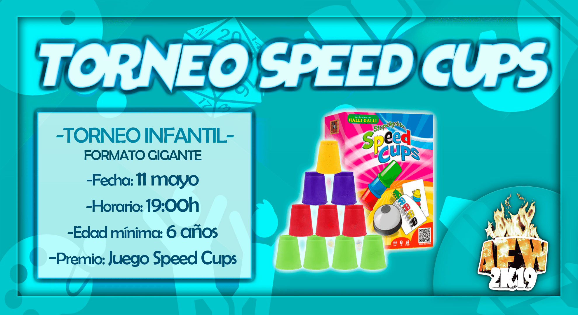 Torneo Speed Cups