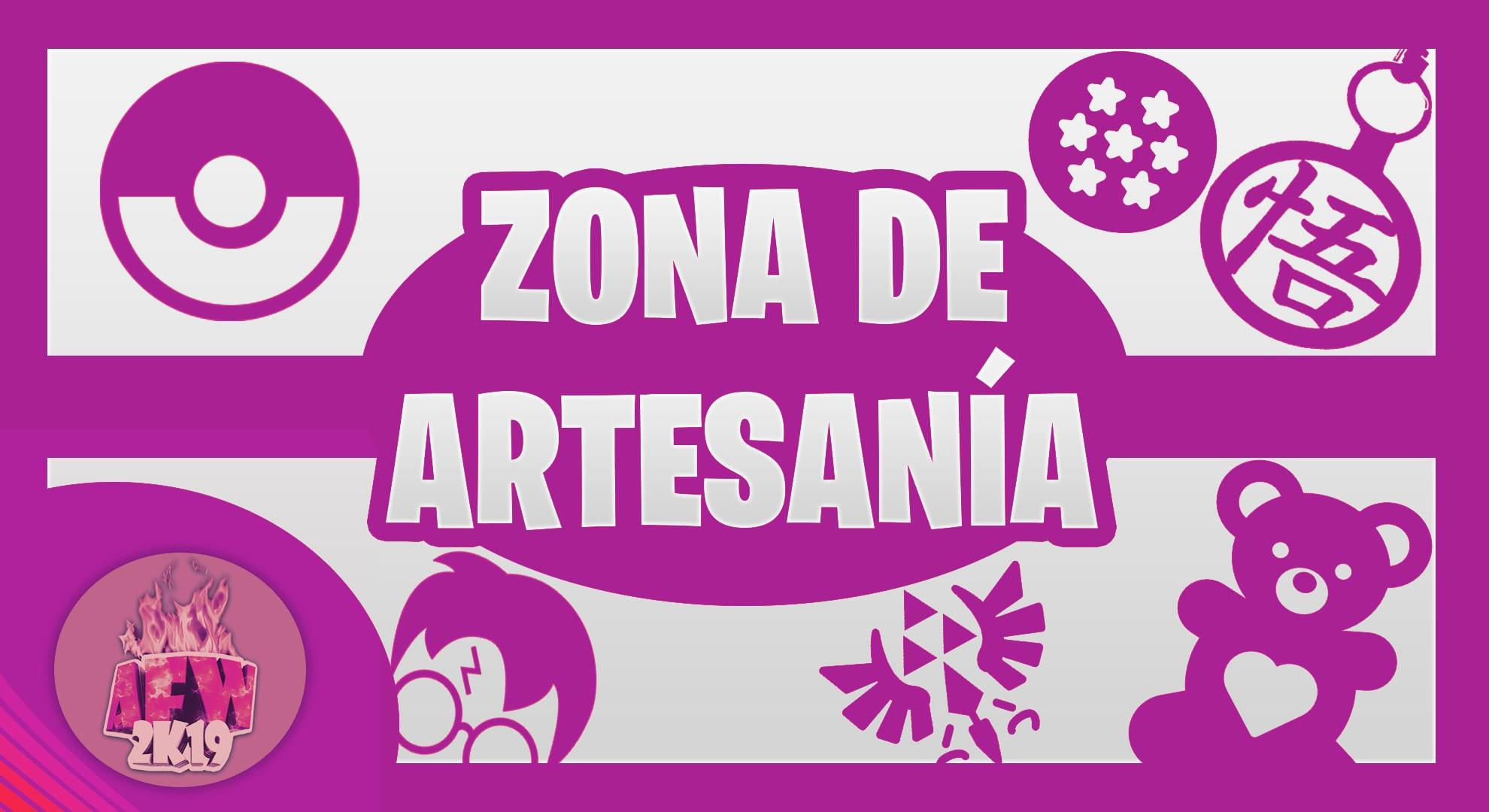 zona de artesania